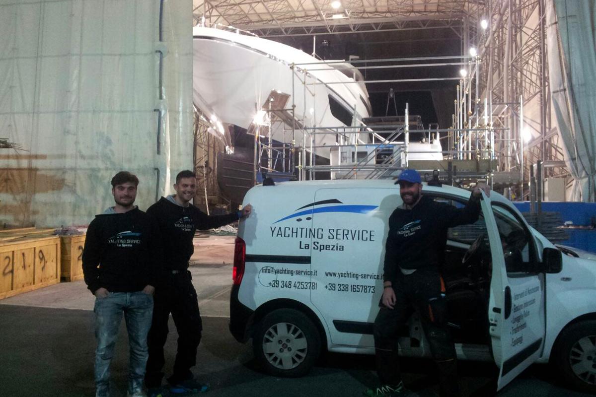La Spezia Yachting Service - chi siamo