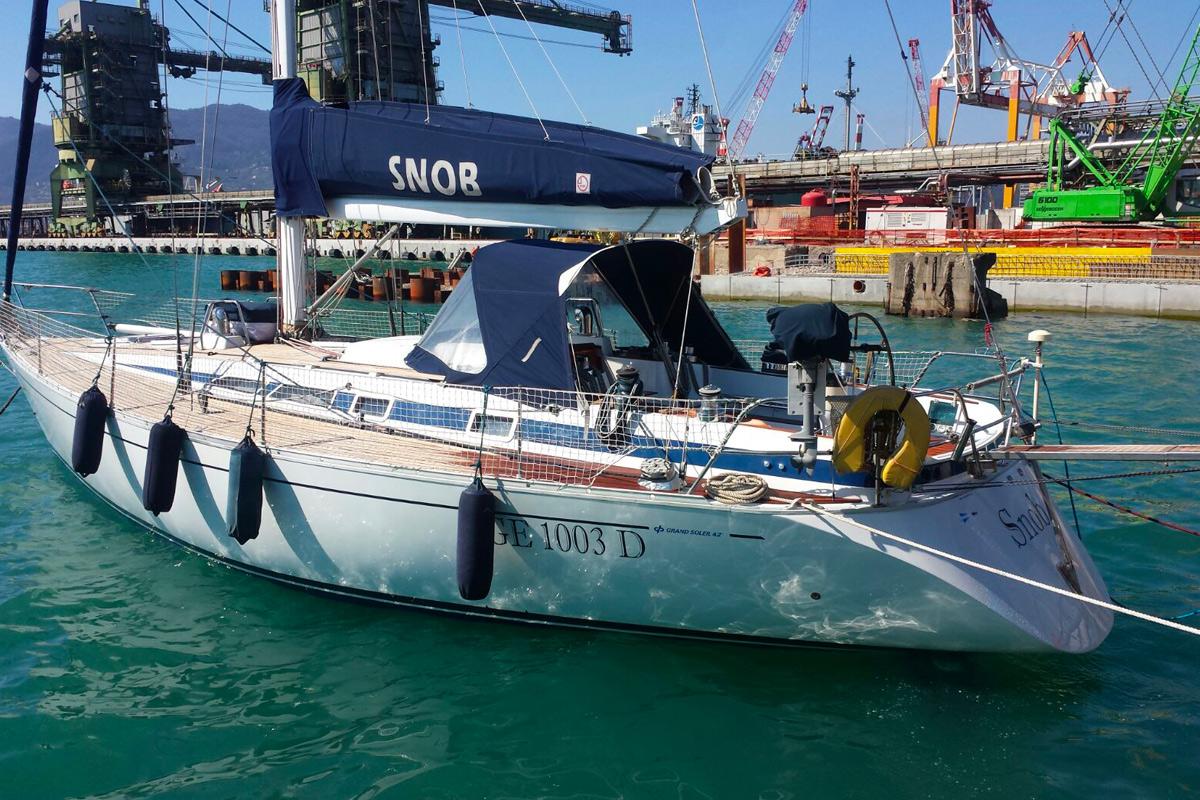gestione imbarcazioni yacht, barca, barca a vela La Spezia, 5 Terre - La Spezia Yachting Service
