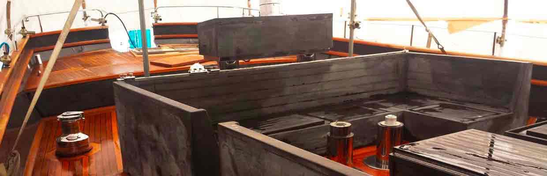 refitting barche a vela, yacht e barche 5 terre, La Spezia, Portovenere - La Spezia Yachting Service