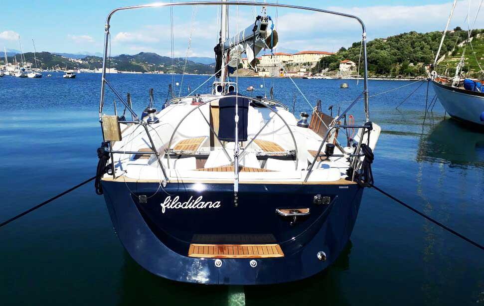 Refitting Boats La Spezia - La Spezia Yachting Service