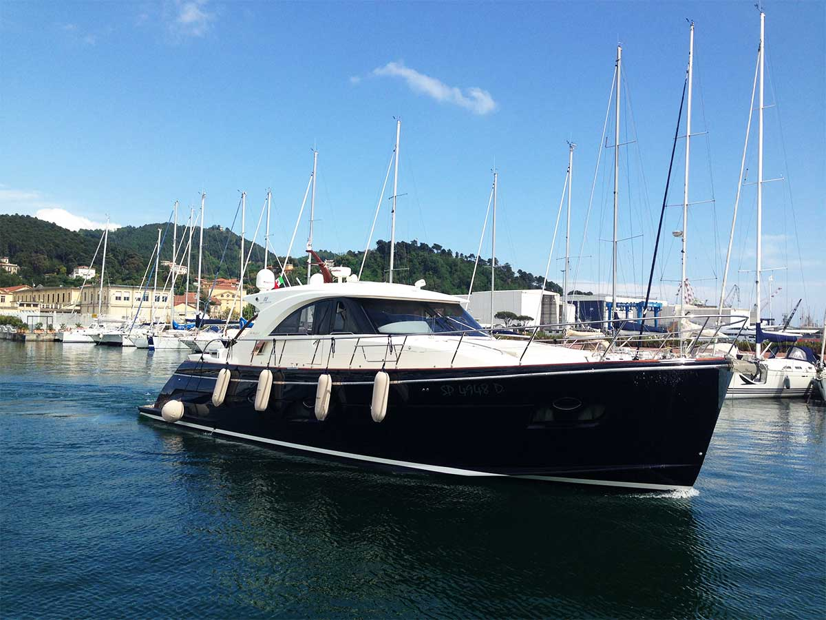 Boats Management - La Spezia Yachting Service