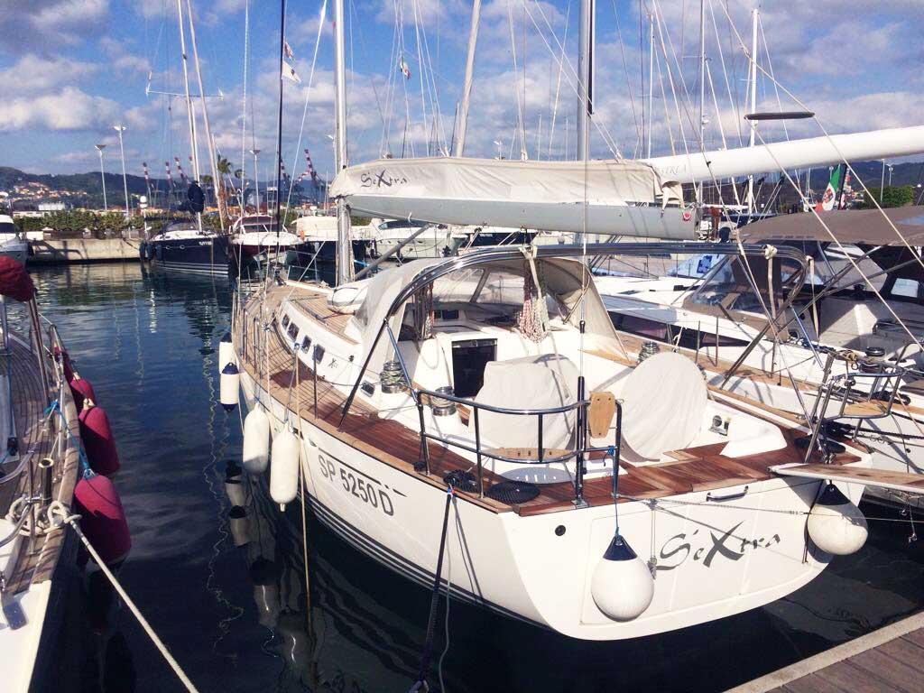 Cleaning Sailboats La Spezia