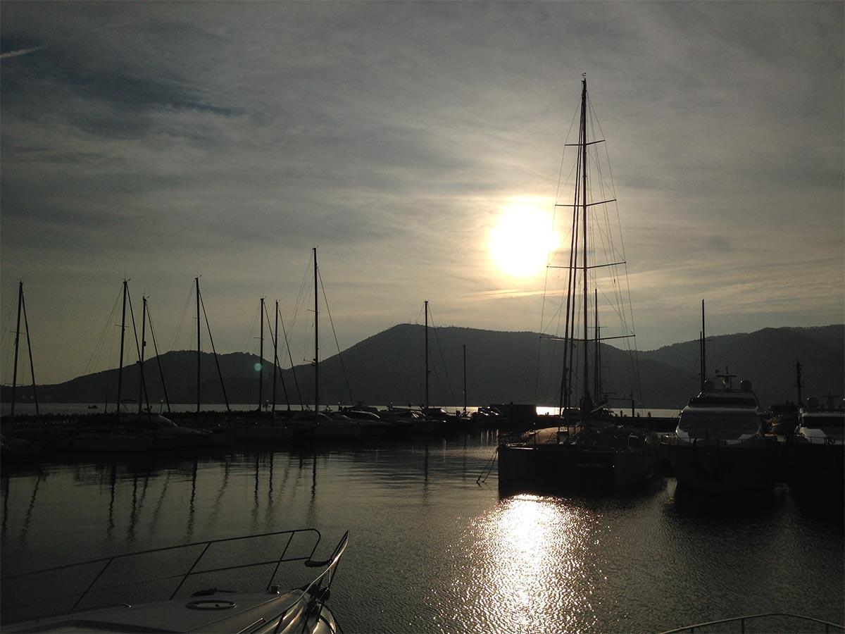 manutenzione yacht La Spezia
