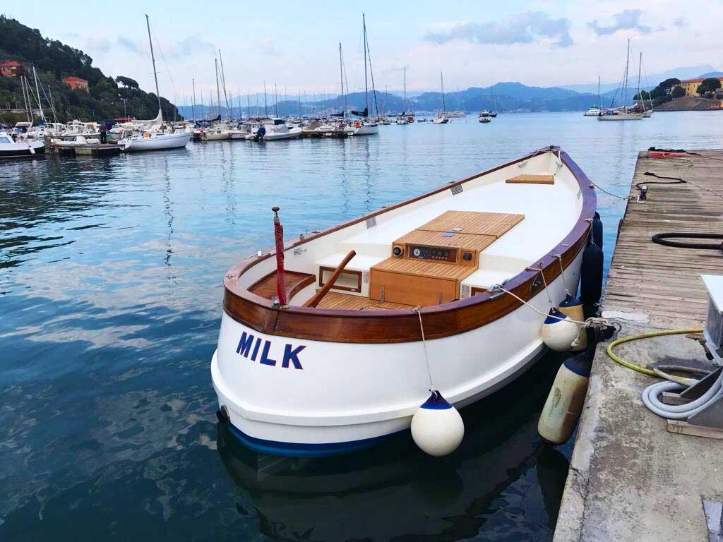 lavaggio e pulizia barche - La Spezia Yachting Service
