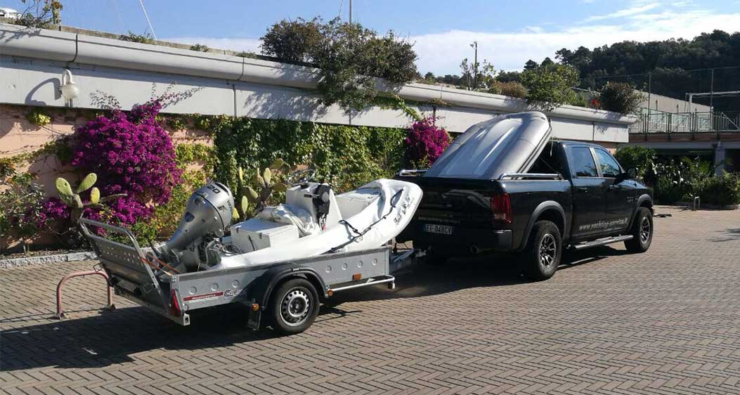 rimessaggio barche Portovenere - La Spezia Yachting Service