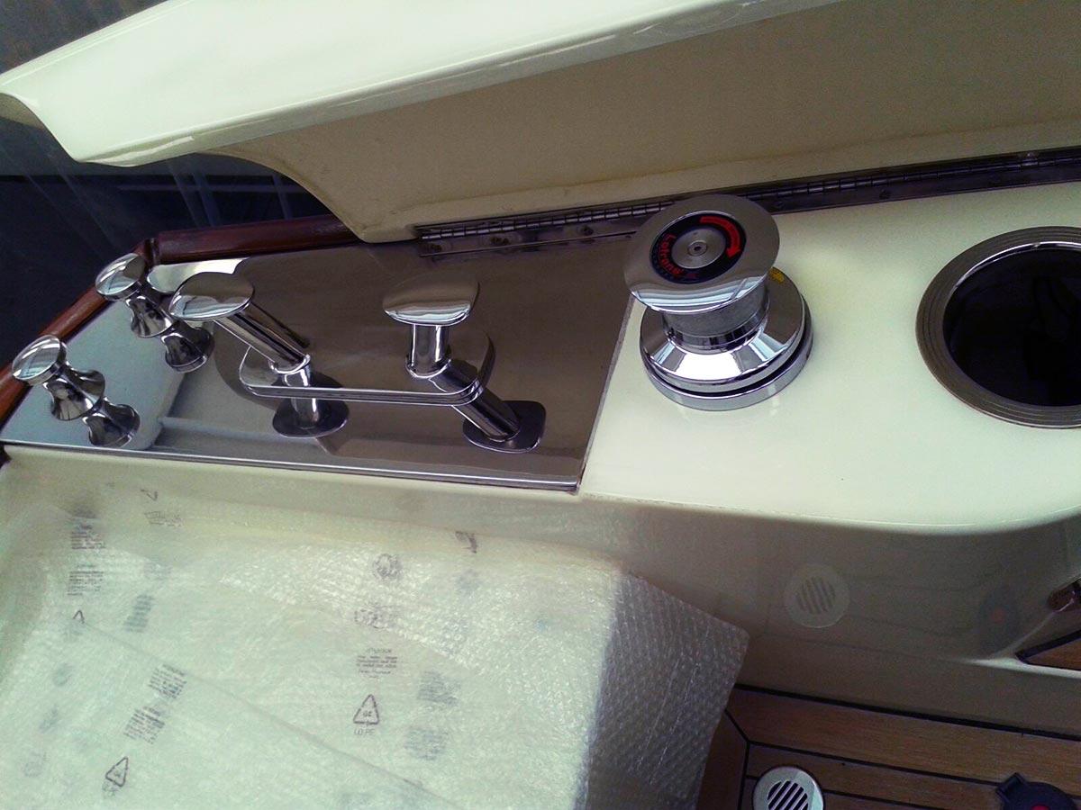 verniciatura barche La Spezia - La Spezia Yachting Service
