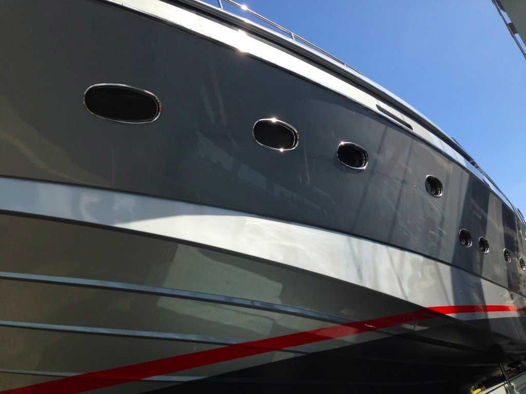 verniciatura yacht La Spezia - La Spezia Yachting Service