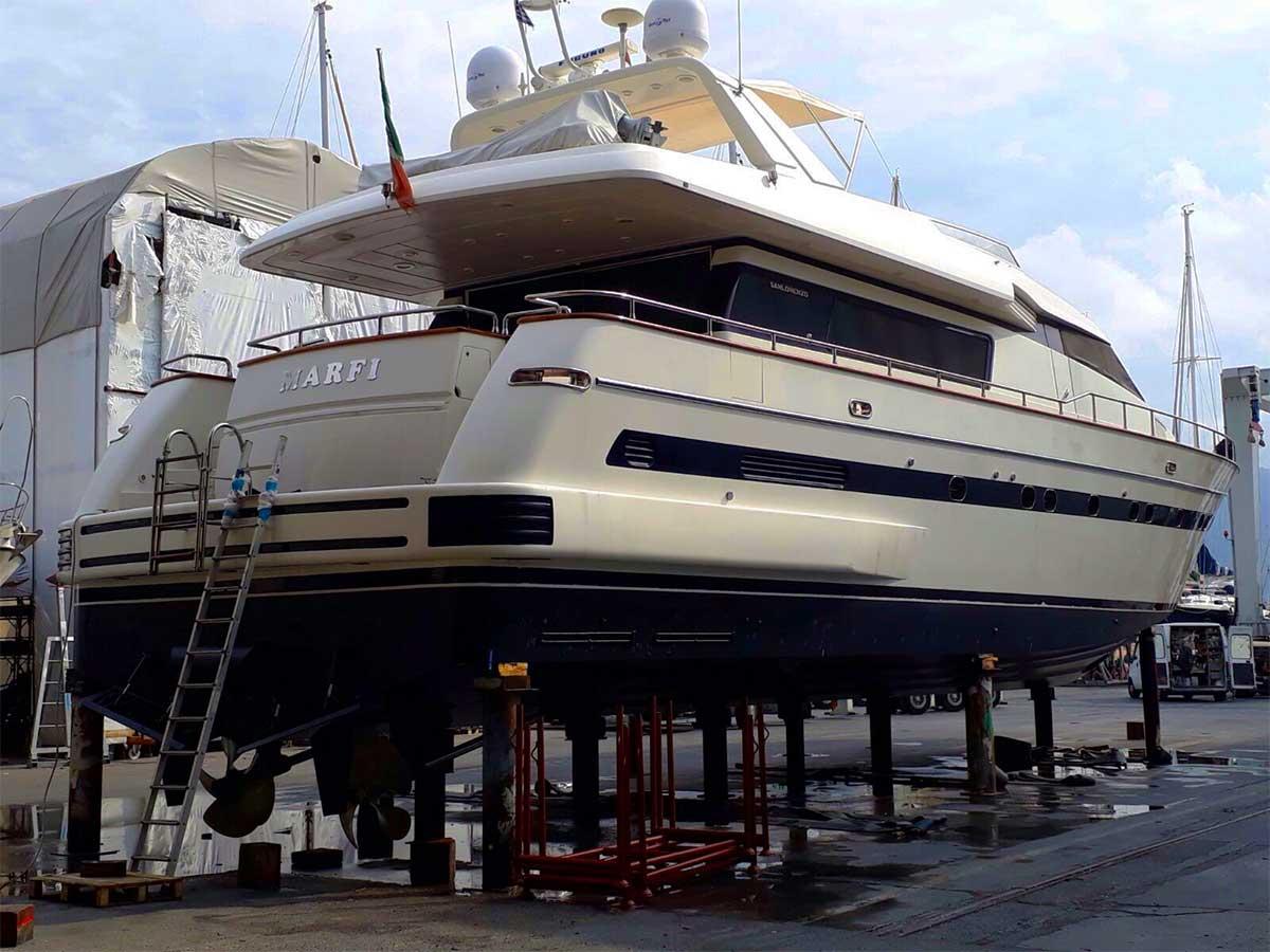 Yacht Rafts La Spezia - La Spezia Yachting service